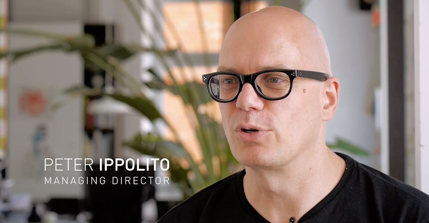 Peter Ippolito im Interview
