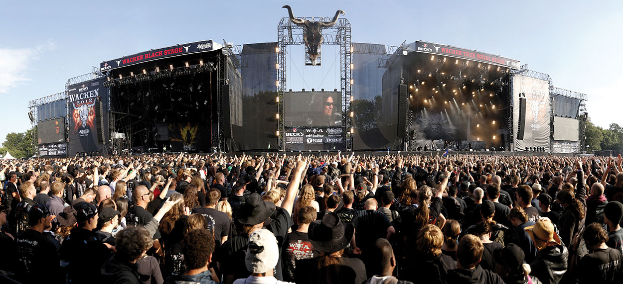 das gr te heavy metal festival der welt. Black Bedroom Furniture Sets. Home Design Ideas