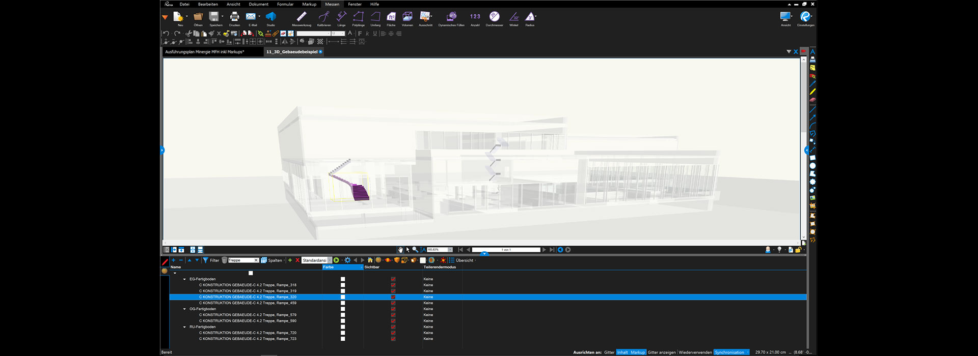 how to create 3d pdf in bluebeam