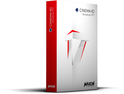 Cinema 4D Broadcast Packshot