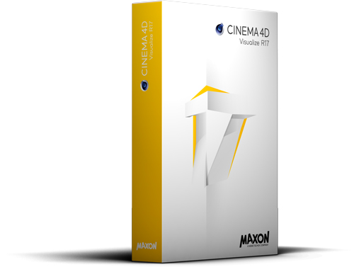 Cinema 4D Visualize Packshot