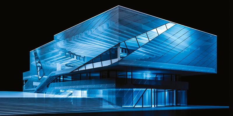 Renderworks for Cinema 4d architektur
