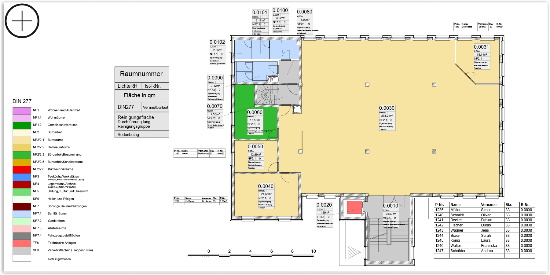 Vectorworks   Facility Management Software CAFM