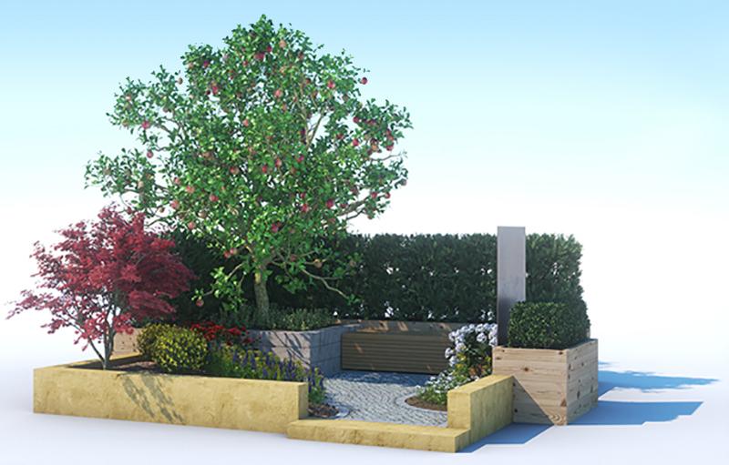 cad gis software vectorworks f r erfolgreichen galabau. Black Bedroom Furniture Sets. Home Design Ideas