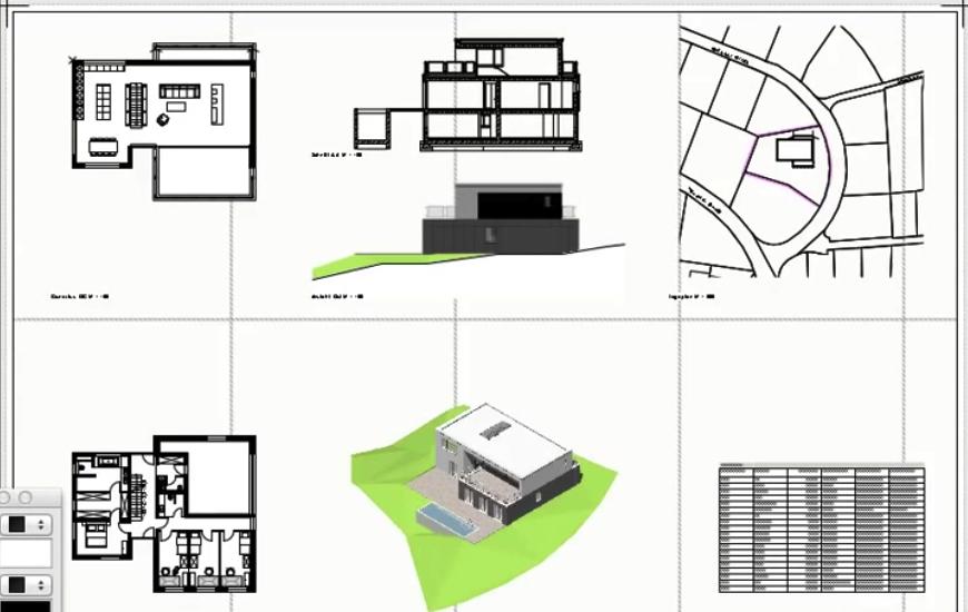 Vectorworks tutorials for Grundlagen innenarchitektur
