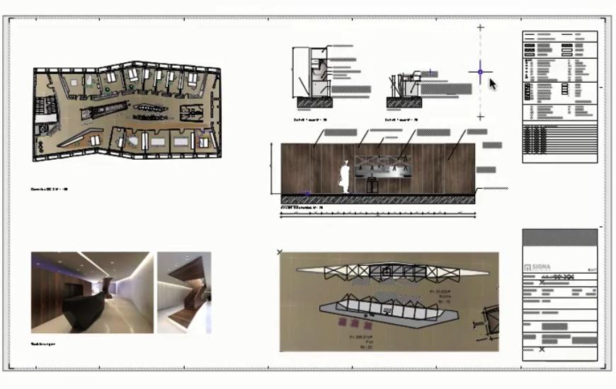 Vectorworks tutorials for Interior design lernen