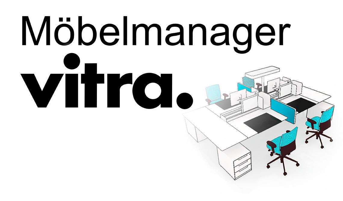 M belmanager von vitra f r die innenarchitektur vectorworks for Innenarchitektur computerprogramm