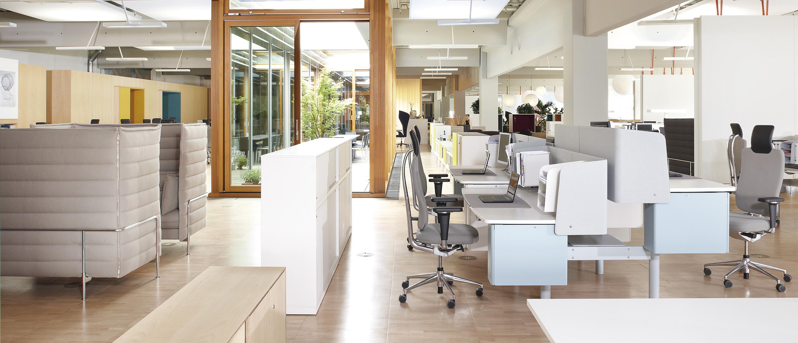 Möbelmanager von Vitra für die Innenarchitektur - Vectorworks
