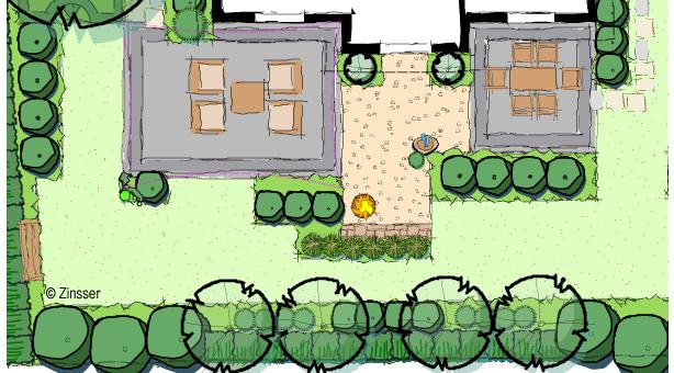 Bild dir deine zukunft einf hrung in vectorworks - Garten zeichnen ...