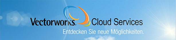 Vectorworks Cloud Services Banner