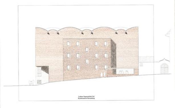 erstes passivhaus museum der welt er ffnet. Black Bedroom Furniture Sets. Home Design Ideas