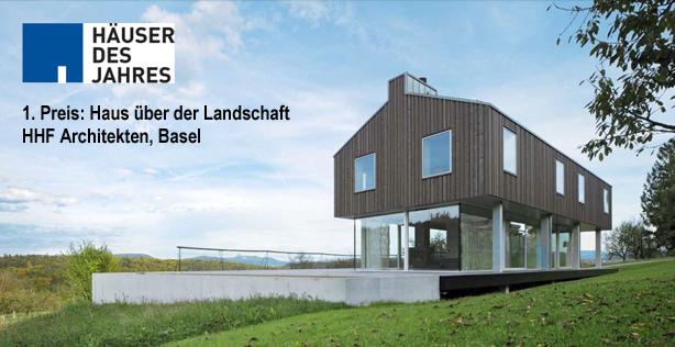 das beste einfamilienhaus 2013 steht in der schweiz. Black Bedroom Furniture Sets. Home Design Ideas